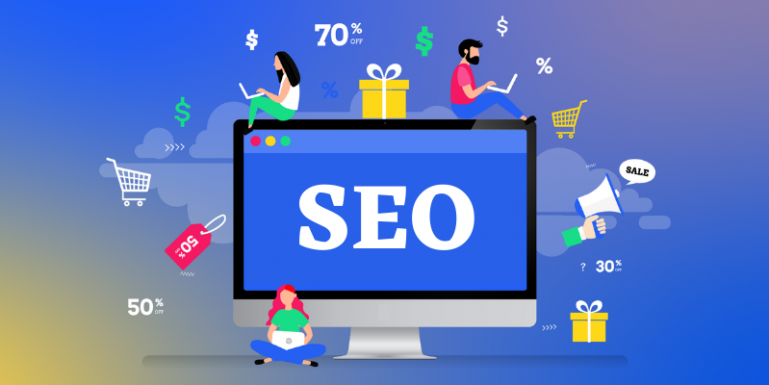 Online Store With SEO